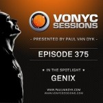 VONYC Sessions 375 (31.10.2013) with Paul van Dyk and Genix