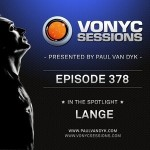 VONYC Sessions 378 (21.11.2013) with Paul van Dyk and Lange