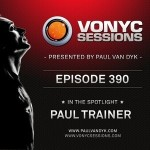 VONYC Sessions 390 (13.02.2014) with Paul van Dyk & Paul Trainer