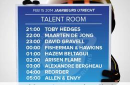 ASOT650NL Talent Room