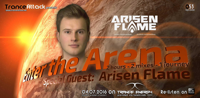 Arisen Flame