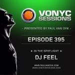 VONYC Sessions 395 (20.03.2014) with Paul van Dyk & DJ Feel
