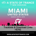 A State of Trance 650 (30.03.2014) @ Ultra Music Festival Miami, USA