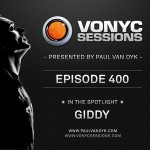 VONYC Sessions 400 (24.04.2014) with Paul van Dyk & Giddy