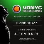 VONYC Sessions 411 (10.07.2014) with Paul van Dyk & Alex M.O.R.P.H.