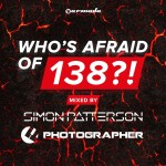 Who's Afraid Of 138?! Mixed By Simon Patterson & Photographer