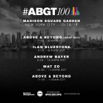 Group Therapy 100 (18.10.2014) @ New York, USA