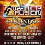 TranceFusion – The Legends (11.10.2014) @ Prague, Czech Republic
