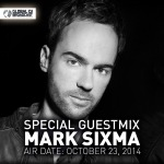 Global DJ Broadcast (23.10.2014) with Markus Schulz & Mark Sixma