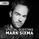 Global DJ Broadcast (23.10.2014) with Markus Schulz & Mark Sixma