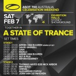 A State Of Trance 700 (07.02.2015) @ Sydney, Australia