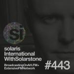 Solaris International 443 (17.02.2015) with Solarstone
