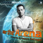 Enter The Arena 038: Hazem Beltagui & D-Vine Inc.