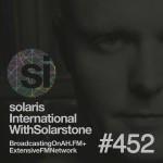 Solaris International 452 (12.05.2015) with Solarstone