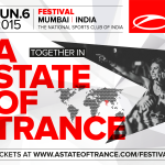 A State Of Trance Festival (06.06.2015) @ Mumbai, India