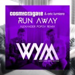 Cosmic Gate with Eric Lumiere – Run Away (Alexander Popov Remix)