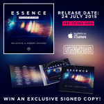Competition: Win a signed copy of Re:Locate vs. Robert Nickson – Essence