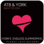 ATB & York – Back To You