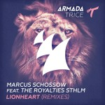 Marcus Schossow feat. Royalties STHLM – Lionheart (Dimension Remix)