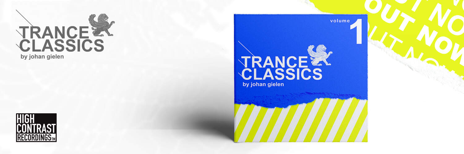 Trance Classics Mixed By Johan Gielen