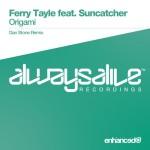 Ferry Tayle feat. Suncatcher – Origami (Dan Stone Remix)