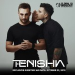 Global DJ Broadcast (22.10.2015) With Markus Schulz & Tenishia