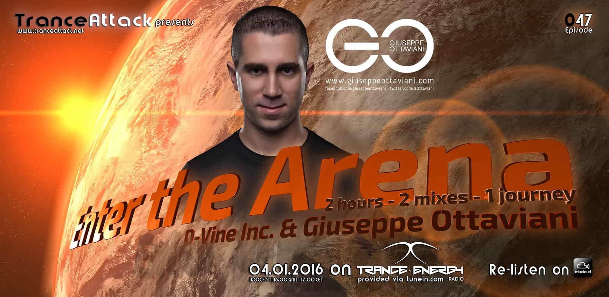 Enter The Arena 047 - D-Vine Inc. & Giuseppe Ottaviani
