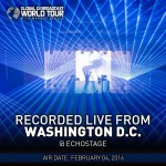 Global DJ Broadcast World Tour: Washington (04.02.2016) With Markus Schulz