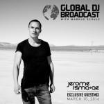 Global DJ Broadcast (10.03.2016) with Markus Schulz & Jerome Isma-Ae