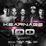 Kearnage 100 (13.04.2016) with Grum, Joint Operations Centre, Coming Soon!!! and Bryan Kearney