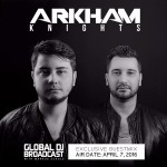 Global DJ Broadcast (07.04.2016) with Markus Schulz & Arkham Knights
