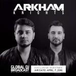 Global DJ Broadcast (07.04.2016) with Markus Schulz & Arkham Knights