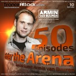 Enter The Arena 050: Armin van Buuren and D-Vine Inc.
