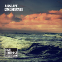 HCR297_Airscape - Pacific Waves_cover 1000x1000