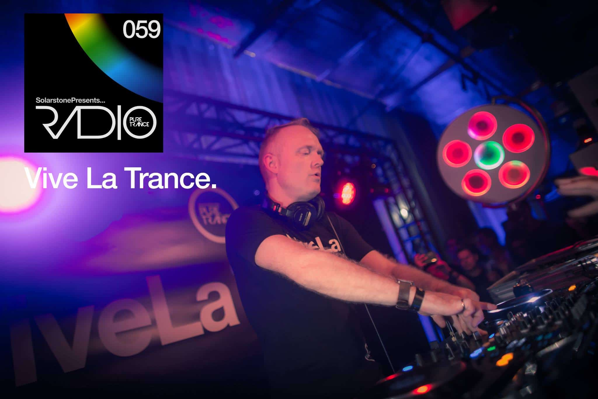 Pure Trance Radio 059 (26.10.2016) with Solarstone