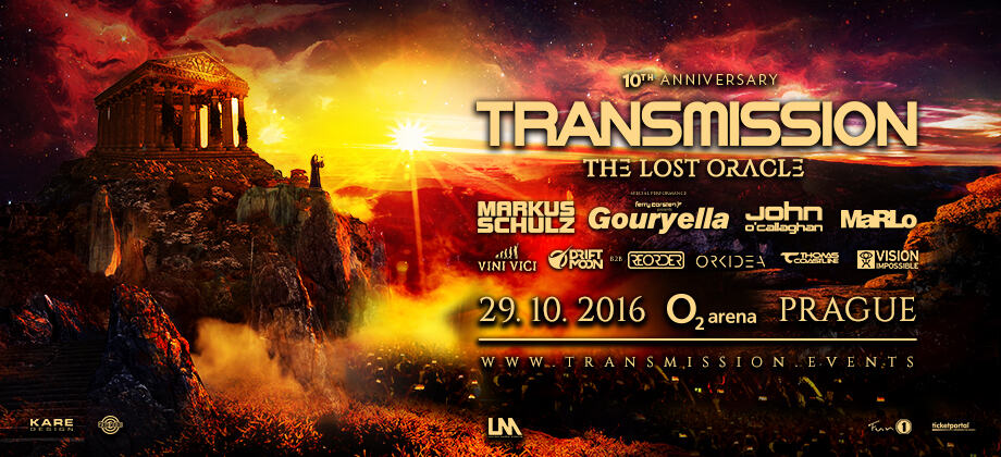 Transmission Main Party 2016