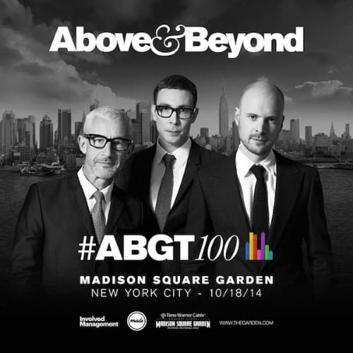Above & Beyond live at Group Therapy 100