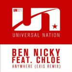 Ben Nicky feat. Chloe – Anywhere (Exis Remix)