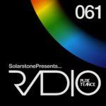 Pure Trance Radio 061 (09.11.2016) with Solarstone