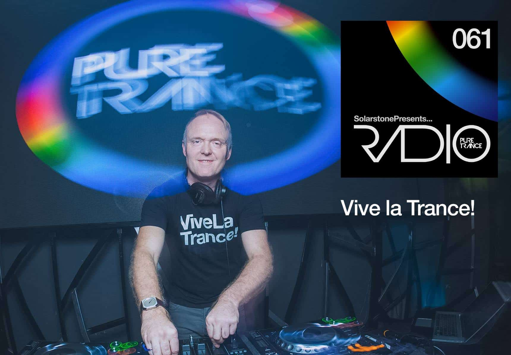 Pure Trance Radio 061 (09.11.2016) with Solarstone