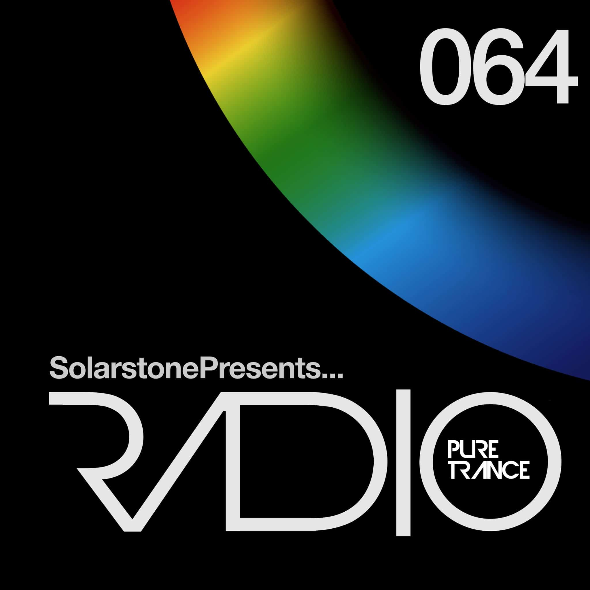 Pure Trance Radio 064 (30.11.2016) with Solarstone