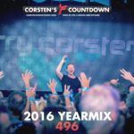 Corstens Countdown 496 (28.12.2016) – Yearmix of 2016 with Ferry Corsten