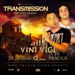 Vini Vici live at Transmission – The Lost Oracle (29.10.2016) @ Prague, Czech Republic