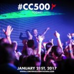 Corstens Countdown 500 (21.01.2017) with Ferry Corsten