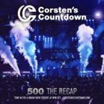 Corstens Countdown 500 Recap (25.01.2017) with Ferry Corsten