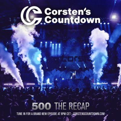 corstens countdown 500