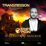 Driftmoon live at Transmission – The Lost Oracle (10.03.2017) @ Bangkok, Thailand