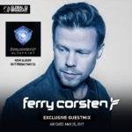 Global DJ Broadcast (25.05.2017) with Markus Schulz & Ferry Corsten