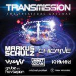 Transmission – The Spiritual Gateway (19.01.2013) @ Prague, Czech Republic