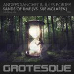 Andres Sanchez & Jules Porter vs. Sue McLaren – Sands Of Time